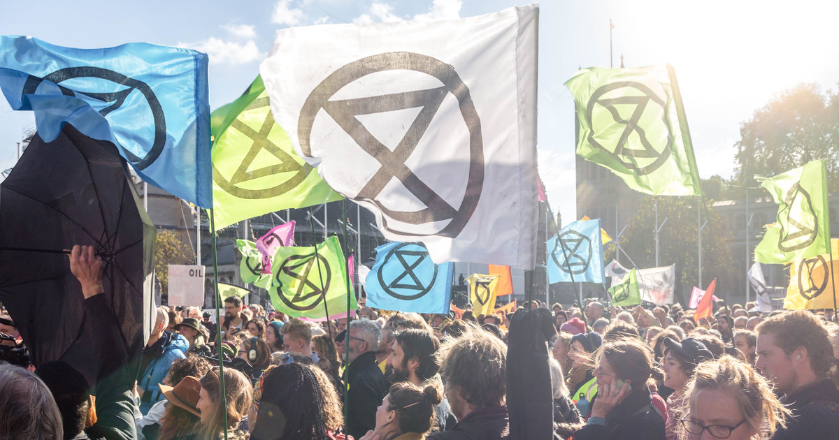 Extinction Rebellion Norvège